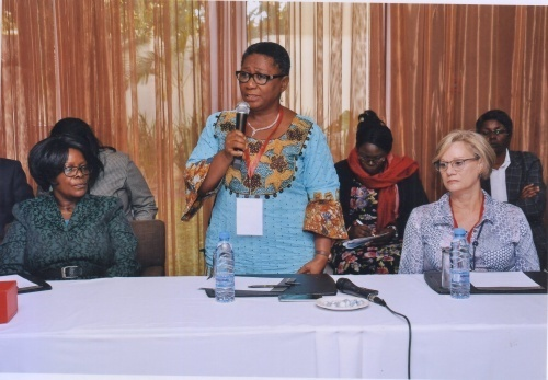 Mrs Rose Mordi, National President of the Down Syndrome Foundation Nigeria recently elected the Chairperson of the ADSN