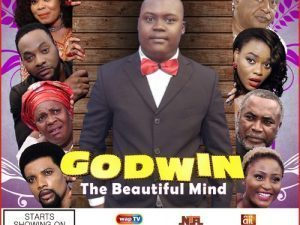 GODWIN: A Young Adult With Down Syndrome Plays Lead Role In TV Series In Nigeria