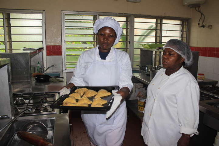 Staff Training at WaveCrest College of Hospitality