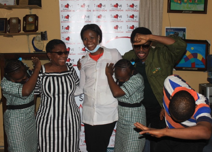 Smilesdotcom & Blanche Dental Clinic Visit The Foundation